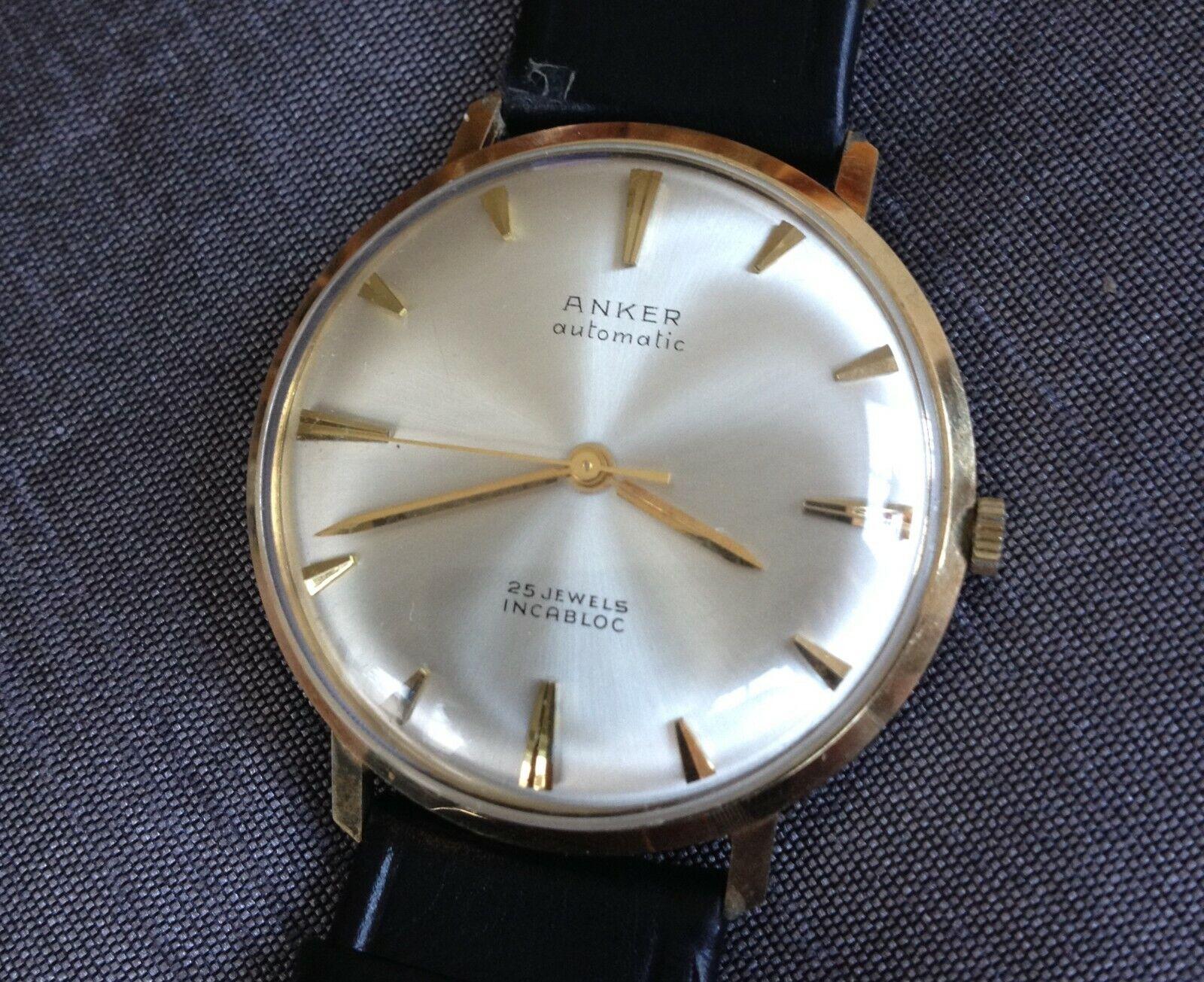 Uhr Anker Gold 585