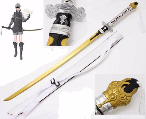 "43"" Nier Automata 9s Cruel Oath Sword Cosplay Weapon"