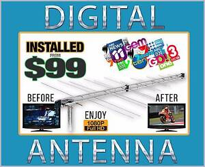 DIGITAL HD ANTENNA INSTALLED FROM ONLY $99! Melbourne CBD Melbourne City Preview