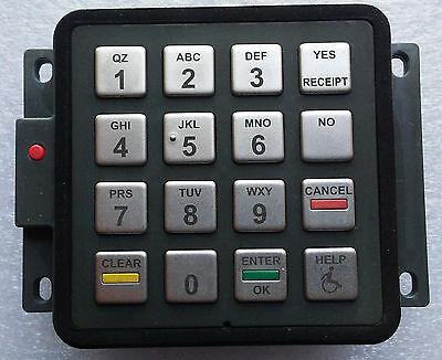 Gilbarco M08228B003 EPP keypad (white label) used / tested