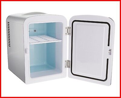 Portable Small Compact Fridge Refrigerator Cooler & Warmer Dorm Bedroom Travel