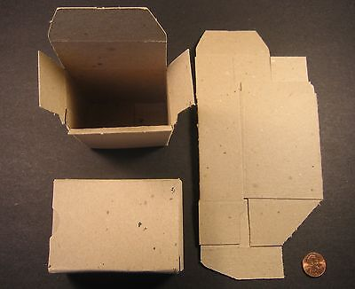 Reverse Tuck Small Parts Box 2-12 X 1-12 X 3-12 0.036 Thick 20 Pieces