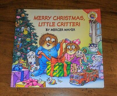 Little Critter:Merry Christmas Little Critter by Mercer Mayer brand new book ()