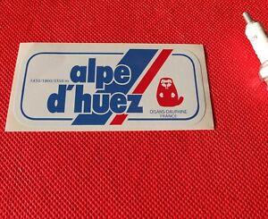 alpe d'huez Tour de France sticker Aufkleber Autocollant Adesivi