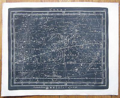 Goldbach: Rare Celestial Map Cancer - 1799