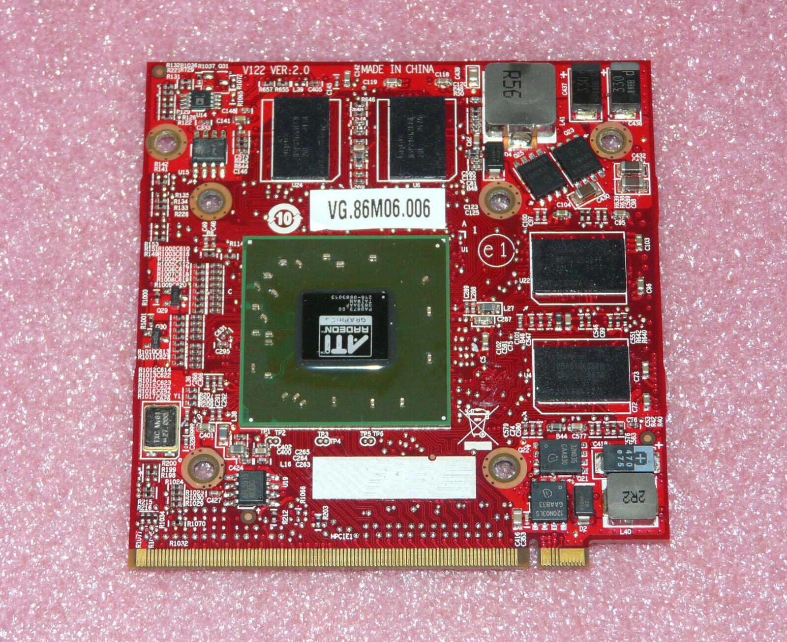 ATI Radeon HD3650 1GB VG.86M06.006 Grafikkarte Acer Aspire 6530G 6930G 8530G