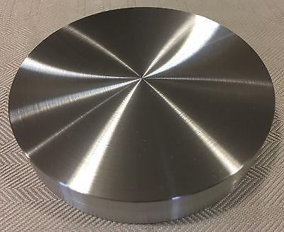 Aluminum Round Disc 3 Diameter Bar Circle Plate 34 Thk. Very Flat Nice Usa