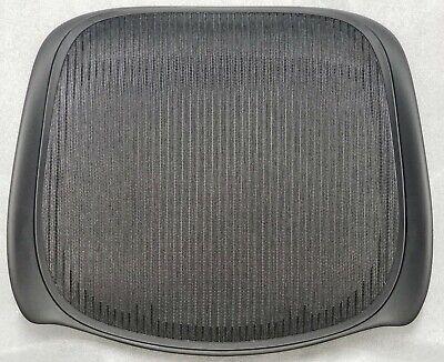 New Oem Aeron Seat Pan Replacement Size C Black 3d01 Large