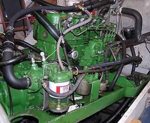 Isuzu 40hp diesel with Borg Warner gearbox Cygnet Huon Valley Preview