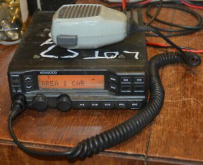 Kenwood TK-790 VHF FM Mobile Radio Transceiver
