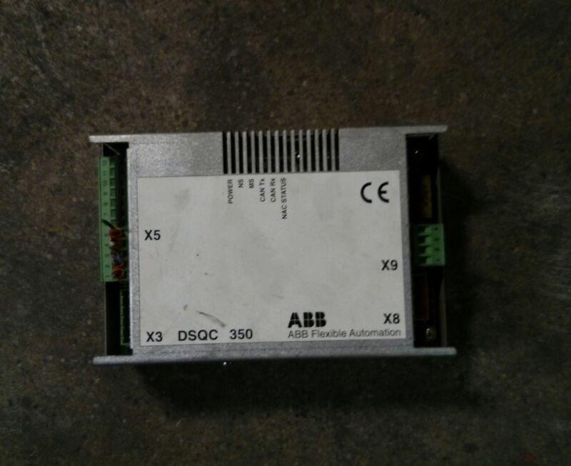 ABB DRIVE    DSQC 350