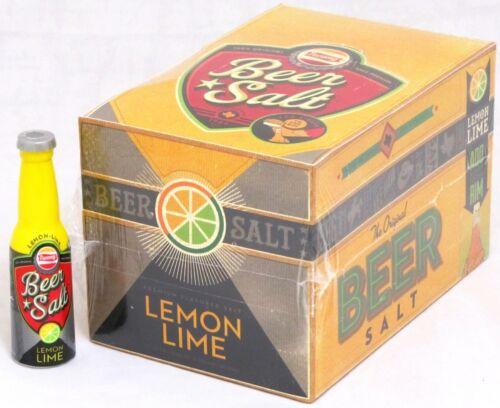 Twang the Original Beer Salt Lemon Lime 1.4 oz Bottles Bulk 24 Count Box