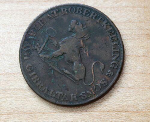 1810 Gibraltar 2 Quartos