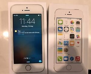 iPhone 5S Silver 32GB Unlock Melbourne CBD Melbourne City Preview