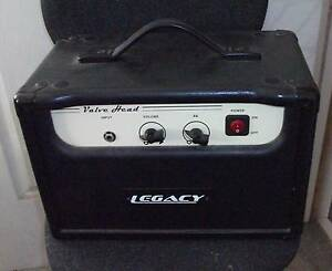 Legacy Valve Guitar Amps (Two) Port Fairy Moyne Area Preview