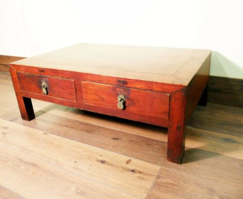 Antique Chinese Ming Coffee Table (5418), Circa 1800-1849