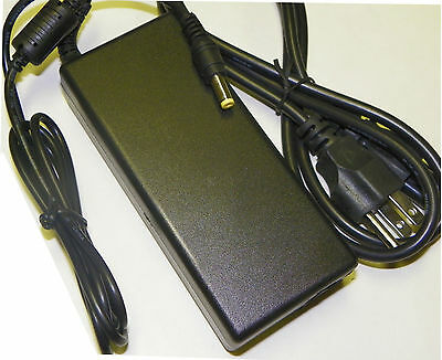 90W AC Adapter 5.5mm / 1.7mm for select Acer Aspire Extensa TravelMate