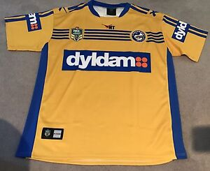 Men's XXL Parramatta Eels 2016 Jersey Brand New Without Tags! Neutral Bay North Sydney Area Preview