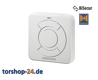 Hörmann Funk-Innentaster FIT 5 BS 868 MHz BiSecur Funk Wandtaster Smart Home