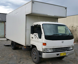 Toyota truck removalst pantec tailgate loader reg07/13 camera gps Lansvale Liverpool Area Preview