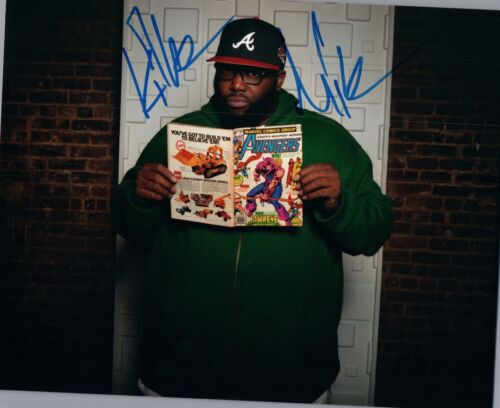 Killer Mike Signed Autographed 8x10 Photo Run The Jewels COA VD