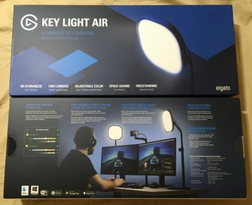 ELGATO Key Light Air - NEW! 🔥🔥🔥