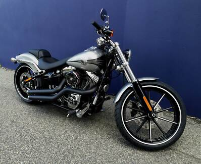 HARLEY-DAVIDSON SOFTAIL BREAKOUT Cannington Canning Area Preview