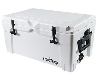 New Large Igloo Cooler 55 Quart Heavy Duty Latches Locking Sportsman Ice Chest