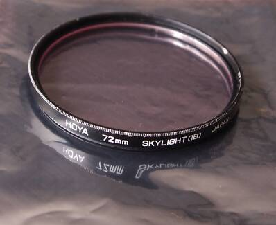 Hoya 72mm Skylight (1B) Filter