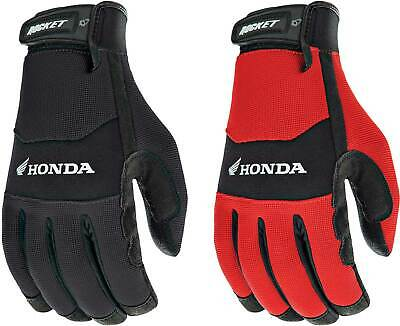 - Joe Rocket Honda Crew Touch Gloves - Motorcycle Street Bike Riding Touchscreen