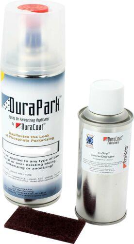 Duracoat DuraPark - Aerosol Kit - Black