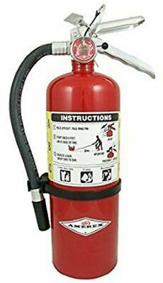 Amerex B500 Fire Extinguisher 5lb Abc - New