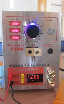 Battery Spot Welder Battery Internal Resistance Capacity Test