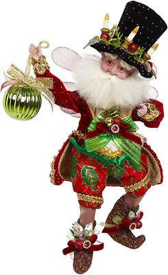 "[Mark Roberts Fairies - The Magic of Christmas Fairy 51-05874 Small 11"" Figurine </Title]"
