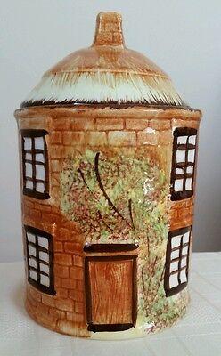 Price kensington cottage ware biscuit barrel