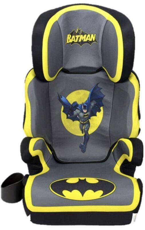 KidsEmbrace High-Back Booster Car Seat, DC Comics Batman
