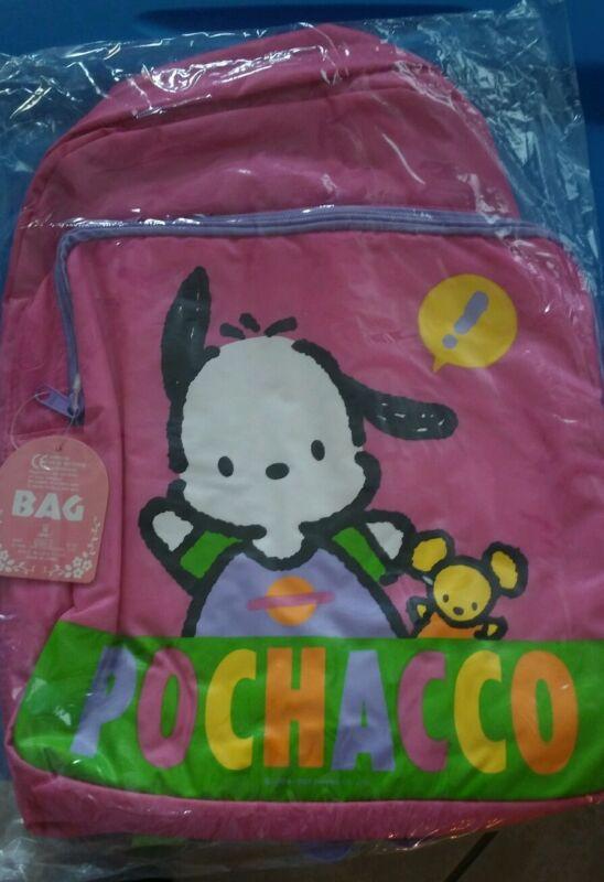 Sanrio pochaco backpack