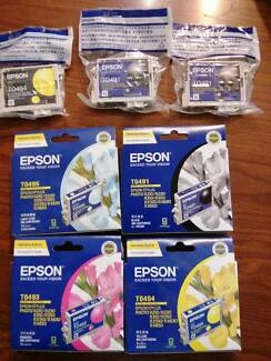 Epson printer cartridges BRAND NEW Warradale Marion Area Preview