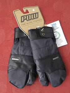 Pow Tanto Trigger Snow Mitts - Large - Ski Snowboard NEW Heathcote Sutherland Area Preview