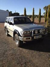 1996 Toyota LandCruiser Wagon Penfield Playford Area Preview