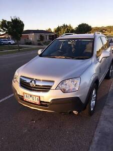 2010 Holden Captiva Wagon Narre Warren South Casey Area Preview