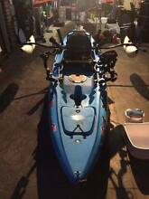 PRICE DROP 2015 HOBIE OUTBACK KAYAK with VANTAGE CT SEAT Noble Park Greater Dandenong Preview
