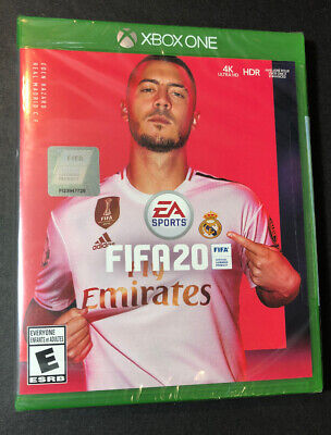 FIFA 20 (XBOX ONE) NEW