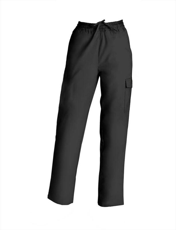 4 Pocket Elastic Waist Drawstring Scrub Pants / Bottoms NEW