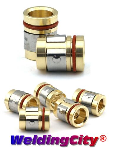 WeldingCity® 5-pk MIG Welding Gun Nozzle Adapter 169-729 Miller M-25/M-40 Hobart