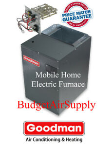 Goodman 3 ton Mobile Home Ready Electric Furnace MBR1200AA-1 w 15KW Heat Strip