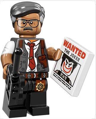 LEGO The Batman Movie Minifigure Series 1 -JAMES GORDON- New
