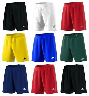Adidas Mens Shorts Football Training Gym Running Climalite Size
