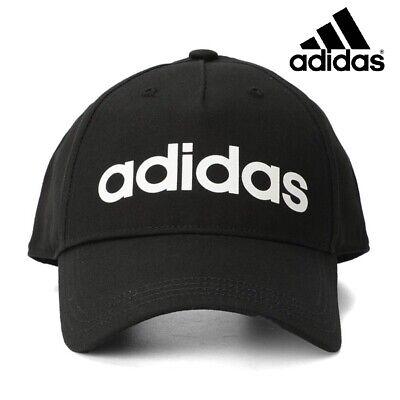 Adidas Mens Baseball Cap Logo Hat Daily Sports Cotton Caps