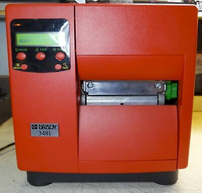Brady 3481 Thermal Barcode Printer Dmx-i-4308
